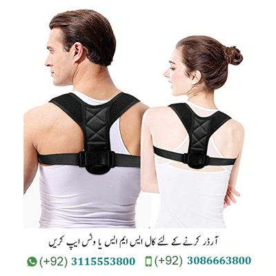 Posture Belt In Pakistan Posture Belt In Pakistan is a great way to quickly correct posture, get rid of back pain, strengthen the spine and back muscles. Posture Belt correct the shoulders and improve appearance, and improve self-esteem .Every person dreams of being beautiful and attractive. However, even the right makeup and fashionable clothes can not hide its tilting back and wrong posture, which will greatly inhibit self-esteem. Why, then, because of this suffer so much, when today for each income can come a magnetic correction posture, which is now in a huge number of people.Ordered today and get free shipping and guarantee of satisfaction. The beginning of Posture Fixer Pro: Posture Belt In Pakistan Posture Belt Price In Pakistan | Posture Belt In Karachi|Posture Belt In Multan Posture Belt In Pakistan | Posture Belt In Lahore The Posture Belt |OriginalPosture Belt In Islamabad Posture Belt In Pakistan Posture Belt In Pakistan is a great way to quickly correct posture, get rid of back pain, strengthen the spine and back muscles. Posture Belt correct the shoulders and improve appearance, and improve self-esteem .Every person dreams of being beautiful and attractive. However, even the right makeup and fashionable clothes can not hide its tilting back and wrong posture, which will greatly inhibit self-esteem. Why, then, because of this suffer so much, when today for each income can come a magnetic correction posture, which is now in a huge number of people.Ordered today and get free shipping and guarantee of satisfaction. Hi !! I'm Zoya I used Posture Belt In Pakistan.It Really Work. It Solve My Huge Problems In Just 40 Days. Table of Contents The beginning of Posture Belt How To Fix Your Size Posture Belt? How to use Posture Belt? Other types of Posture Belt In Pakistan The opinion of those who have already used the corset Care rules Posture Fixer Pro