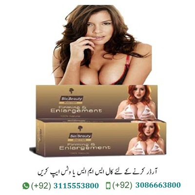 Buy Bio Beauty Breast Cream In Pakistan GALONG BEAUTIFY BUST BIO SERUM PUERARAE EXTRACT CREAM Buy Bio Beauty Breast Cream In Pakistan for breast lift. A biologically active cream for tightening and visual breast enlargement, which is very popular among Asian girls. Bio Beauty Breast Cream In Pakistan based on an extract of a unique tropical plant Pueraria Mirifica, which reproduces the effect of the action of female hormones, contains a special complex of vegetable oils and vitamins. Bio Beauty Cream In Pakistan effectively tightens, strengthens and raises the chest, increases its elasticity. Promotes a visual increase in breast size. It has effective anti-aging properties, activates the process of cell renewal, significantly improves the condition of the skin of the mammary glands, significantly strengthens, deeply nourishes and moisturizes the skin, improves skin elasticity and tone, makes it very smooth and soft.