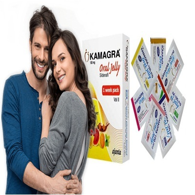 Kamagra Oral Jelly Price in Pakistan Kamagra Oral Jelly Price in Pakistan is used for erectile disorders. It Restore & reduced erectile function, increasing blood flow to the penis. The mechanism of action is based on the release of nitric oxide in the cavernous bodies at the time of sexual arousal. Free nitric oxide activates the guanylate cyclase enzyme. Kamagra Oral Jelly Pakistan stimulating an increase in cGMP, which causes relaxation of the smooth muscle fibers of the corpora cavernosa and an increase in blood flow. Why I Chooses Kamagra Oral Jelly 100 Mg KAMAGRA ORAL JELLY - A DELICIOUS GEL, FOR SUPPORTING A LOUD AND SWEET SENSATION. This is a new generation medicine, released in the form of jelly. Jelly Kamagra 100mg fights the man's erectile system. Its disorders without causing allergies and side effects. Kamagra Oral Jelly became very popular due to the fact that it has a very pleasant taste and smell. Kamagra Oral Jelly 100 mg does not resemble the after taste after applying the tablets. This medication not only has excellent taste, but also has a low cost, which allows you to try a new product for any continent of men. After prolonged use, you can make sure that problems with potency have passed, and the drug should be used only for preventive purposes.