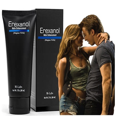 Erexanol Price In Pakistan Original Erexanol Price In Pakistan is a special cream that causes an ideal blood flow to the male penis and prolongs an erection. Erexanol Cream is used for General strengthening of the penis. It recommended to use Largo cream 2 hours before sexual intercourse, due to extracts from the paprika of the penis from the circulation bushes throughout the length and width. Erexanol cream Price In Pakistan a suitable gift for men. Special Benefits Of Using Erexanol Erexanol for men - KING SIZE SUPERFORM - cream for stimulating massage of the penis and to increase the level of erection during intercourse. Enhances blood supply by acting directly on the penis. It gives increased potency, increased erections, delayed sexual intercourse. Due to regular usage, an increase in the volume,size and length of the penis is achieved. Erexanol Cream In Pakistan is indispensable for achieving sexual harmony! Main Purposes Of The Cream The cream also recommended for enlarging the penis using massage. The use of cream will accelerate the growth of the penis in thickness. Erexanol has a cumulative effect - regular use enhances the effect of the cream.