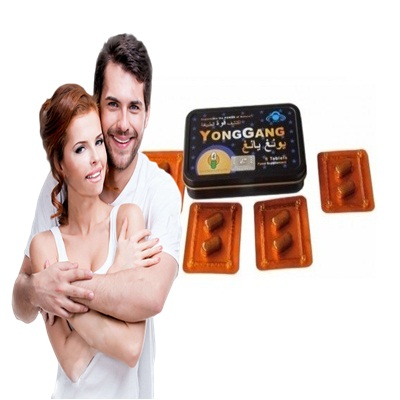 Yonggang Tablets Price In Pakistan Yonggang Tablets Price In Pakistan Made By China.. On the off chance that you wind up worried grinding away, or end up needing to have intercourse yet your body says something else, you may be keen on a natural arrangement. One of the advantages about Yonggang Tablets is that multiple occasions there are no symptoms. In the event that there are reactions it might just influence a modest quantity of the populace. In the event that you are a sound male hoping to expand your sex drive and have a firmer penis, at that point a home grown cure may be the arrangement. YongGang Male Enhancement Pills Original YongGang Male Enhancement Pills is a natural solution for treat erectile brokenness or male upgrade. YongGang expands your sex drive, builds your vitality and stamina, betters your sexual presentation, builds your odds for an erection, and lessens uneasiness. The impacts of one pill can keep going for 3 or 4 days.