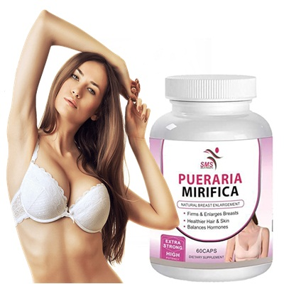 Pueraria Mirifica Breast Enhancement Pills In Pakistan Pueraria Mirifica is a plant that grows at high altitudes in northern Thailand. Pueraria Mirifica Breast Enhancement Pills In Pakistan is also known as the white quao Krua in Thailand. Researchers over the past few years have studied its properties and evaluated the possible medical uses of kudzu mirithica. However, it has been used in Thailand for medicinal purposes for many years. Pueraria Mirifica Breast Enhancement Pills is mainly used as a female hormone supplement. The Pueraria Mirifica plant can do a great deal of help on estrogen. Best Results & Benefits Of Pueraria Mirifica Breast Enhancement Pills : 1. Strengthening the firmness of the breasts, which makes you more confident. 2. Promotes the development of breast hyperplasia, improves the phenomenon of breasts of different sizes 3. Helps the breasts absorb nutrition quickly by stimulating breast basal cell growth 4. Regulate the female hormone, relieve women from menstrual discomfort 5. Makes the skin soft, moist, shiny, elastic, improves the roughness of pores, reduces wrinkles. Usage: Twice a day, one grain each time. Eat them after breakfast and dinner. (PS: Don't eat them during your period.) Thailand White Pueraria Mirifica Breast Principles Pueraria Mirifica Capsules Promotes breast and acinar development. Isoflavone-rich mimicking estrogen effectively stimulates breasts and acinar promotes breast re-development. Pueraria Mirifica Pills in Pakistan Promotes the accumulation of fat in the cream. Isoflavones can mimic estrogen, body fat should be directed, and elsewhere Fat is transferred to the breasts. White Pueraria Mirifica for massage Ar, rich in isoflavones, nourish the skin, restore skin elasticity. It can also play a supportive and formative role in promoting the growth of basal cells around the breast, so that the breast is more compact and flexible. Preventios & Precaustions Of Breast Firming Capsules And clubbing; refusal to eat during the menstrual period. And clubbing;. Women who have hypertension, liver and kidney disease cannot use breast cream. And clubs; women with contempt and these women who at the age of sucking cannot use them also. And clubs; Women with thyroid disorders are not allowed to use them.