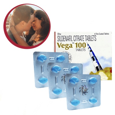 Vega 100 Tablet in Lahore Slindafil Vega 100 Tablet in Lahore is used to treat various erectile dysfunctions, as well as to achieve a stronger blood circulation in the penis. It increases the quality of sex and pleases with new sensations in intimate life. Tadalafil Vega Tablet in Pakistan is a generic Viagra with the active ingredient sildenafil citrate. Generic is a substance with the same composition as the original, at a significantly lower price. Vega 100 MG Tablet Price 1999 The principle of action of vega is based on the suppression of a substance that blocks the release of nitric oxide NO2 in the cavernous bodies (dilates blood vessels, increases blood flow to the cavernous bodies). It is important to note that the achievement of an erection does not happen spontaneously, but only in the presence of a sexual stimulus. In other words, vega tablet in Pakistan has an effect only when the man is aroused, but not spontaneously.