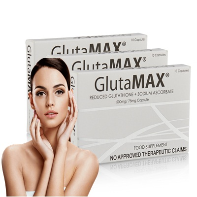 "Glutamax Capsule Price in Pakistan Whitening Glutamax Capsule Price in Pakistan uses person with damaged skin, dark spot, dried skin, large pores. Uneven skin tone, tired skin from not always being enough. Person with acne, blemish, dark spot, and acne scar. Or anyone who wants to take better care of their skin to stay beautiful, good looking, and increase confidence. Or, those who want a good complement that is safe and suit for glutamax capsule benefits | how to use glutamax capsule Its time to show your white, beautiful, smooth, soft, and moisturized skin in a natural way to everyone around you that they ask ""What have you done to make you look better."" The result depends on the person. 87% of real users show positive and satisfying. glutathione dosage for skin whitening 