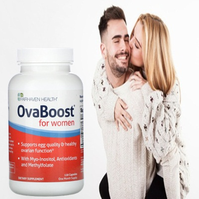 OvaBoost Tablets Price in Pakistan Male Fertility Pills named by OvaBoost Tablets Price in Pakistan is a dietary enhancement detailed to advance egg quality and ovarian capacity for ladies who are effectively attempting to imagine. While made explicitly for ladies beyond 30 years old, and for ladies who have PCOS, OvaBoost is likewise expected for ladies of all ages who are attempting to get pregnant or with any unexplained fruitlessness. Ovaboost Price in Pakistan 6499   Ova Booster Tablet Uses vaBoost is an extraordinary detailing that incorporates key fixings to shield egg cells from the harming impact of free extremists. Also it helps egg cells produce the energy they need for effective origination and implantation. Myo-inositol, folic corrosive, and melatonin, specifically, have been appeared to essentially improve egg quality in attempting to-imagine ladies when taken in explicit portions together. Moreover, myo-inositol supplementation is thought to improve insulin obstruction. In this manner might be useful for ladies with PCOS.